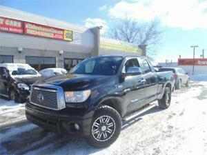2010 TOYOTA TUNDRA 5.7L V8 LIMITED 4WD DOUBLE CAB 146""