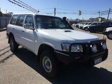 2008 Nissan Patrol GU VI DX (4x4) White 5 Speed Manual Wagon Maddington Gosnells Area Preview