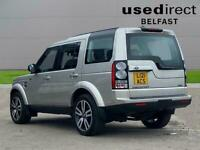 2014 Land Rover Discovery 3.0 Sdv6 Hse 5Dr Auto Station Wagon Diesel Automatic