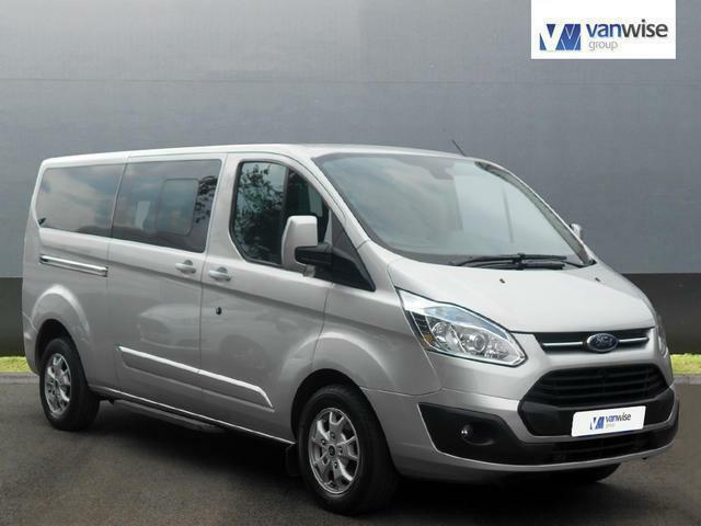 2014 Ford Transit FORD CUSTOM TOURNEO 300 LIMITED TDCI Diesel silver Manual