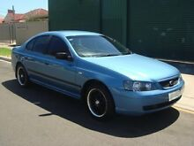 2005 Ford Falcon BA Mk II XT Icon Blue 4 Speed Sports Automatic Sedan Hampstead Gardens Port Adelaide Area Preview