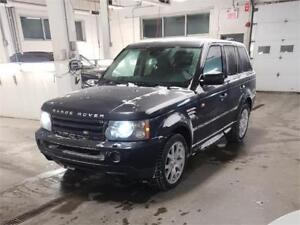 2008 Land Rover Range Rover Sport 4WD 4dr HSE $14995