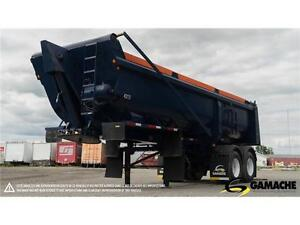 2009 MIDLAND SK2400 DOMPEUR À VENDRE / DUMP TRAILER FOR SALE