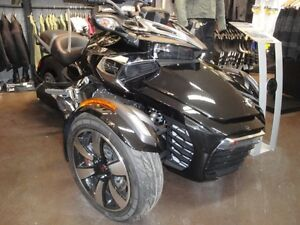 2015 Can-Am F-3S SM-6