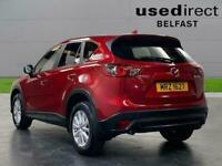 2017 Mazda CX-5 2.0 Se-L Nav 5Dr Estate Petrol Manual