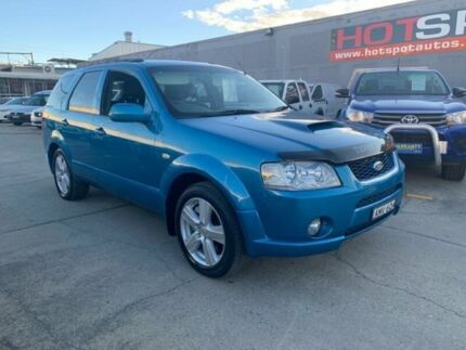 2007 Ford Territory SY Turbo AWD Ghia 6 Speed Sports Automatic Wagon Granville Parramatta Area Preview