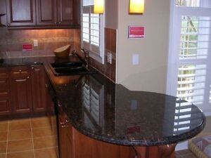 Granite and Quartz Countertops for Sale from $45/Sq.ft Kitchener / Waterloo Kitchener Area image 1