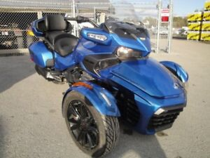 2018 Can-Am DEMO Spyder F3 Limited