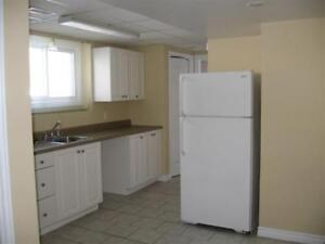BRIGHT AND SUNNY ONE BEDROOM BASEMENT APARTMENT
