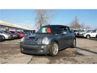 2005 MINI Cooper Convertible S -FUN TO DRIVE!!