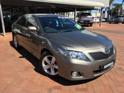 2011 Toyota Camry ACV40R MY10 Touring Bronze 5 Speed Automatic Sedan