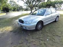 2003 Hyundai Sonata Dual Fuel Alloys new Tyres Magic Trim BARGAIN Sandgate Brisbane North East Preview