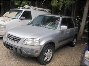 2001 Honda CR-V EX|AWD|AS TRADED|SOLD AS IS