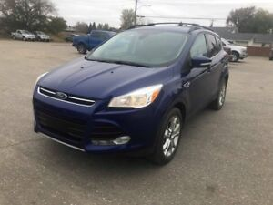 2013 Ford Escape SEL SEL leather