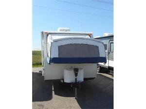 2011 EMERALD BAY 19 DFD - HYBRID TRAVEL TRAILER