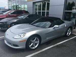 2012 Chevrolet Corvette  Convertible silver automatic like new