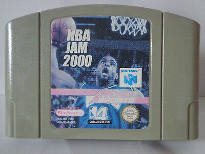 N64 Juego - NBA Jam 2000 (Pal) (Módulo) 10635780