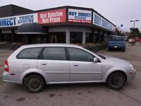 2005 Chevrolet Optra Base 4dr Station Wagon Penticton Kelowna Preview