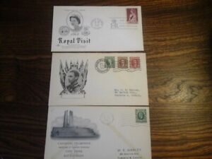 1964 & 1937 Royal 1st Day Issue Envelope and Stamp