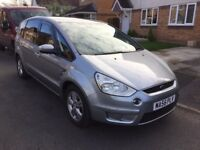 FORD S-MAX 2006 (56 plate) 1.8 TDCI ZETEC