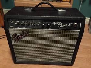 Fender Vibro Champ XD Guitar Combo Amplifier