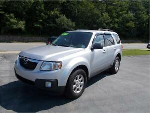 2011 Mazda Tribute GX 4WD FINANCE NOW $46 WEEKLY