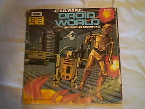 1983 Star Wars Droid World