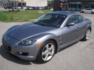 LIKE NEW !! 2005  MAZDA RX8 GT