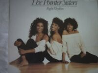 Vinyl LP The Pointer Sisters – Right Rhythm Motown ZL 72704 Stereo 1990