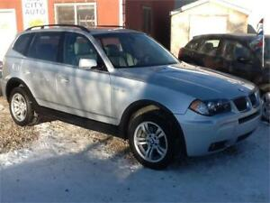 2006 BMW X3 3.0i $5500 firm MIDCITY WHOLESALE 1831 SK AVE