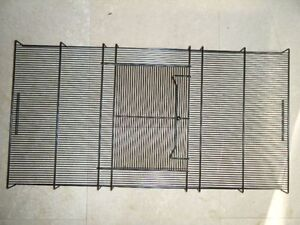 Secure mesh lid with access door for 20 gal terrarium for sale