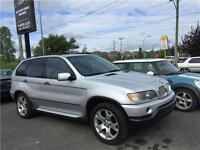 BMW X5 122000KM SEULEMENT IMPECABLE