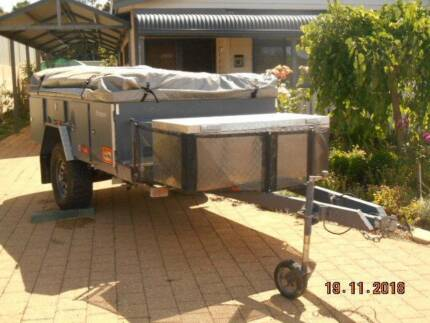 CAMPER TRAILER Wundowie Northam Area Preview