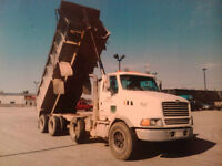 1999 STERLING - DUMP TRUCK - FINANCING AVAILABLE