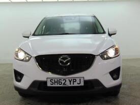 2013 Mazda CX-5 SPORT NAV Petrol white Manual