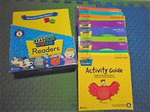 READING RODS EARLY READERS SETS