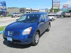 2008 Nissan Rogue S 2WD