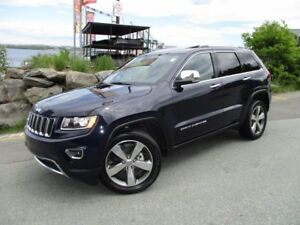 "2016 Jeep GRAND CHEROKEE LIMITED (4X4, NAVIGATION, 20"" ALLOYS, R"
