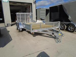 SAVE $$ WITH ACTION!! - BEST DEAL ON A 14'  TANDEM ALUM UTILITY London Ontario image 2