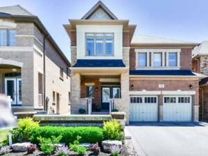 Stunning Home in Brampton's Credit Valley 100k+ in Upgrades