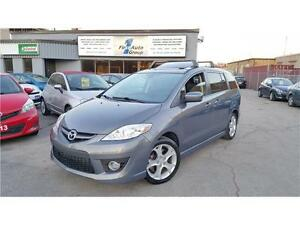 2010 Mazda Mazda5 GT LEATHER/P-ROOF/BLUETOOTH