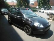 2013 Fiat Punto MY13 POP POP Black 5 Speed Manual Hatchback Kedron Brisbane North East Preview