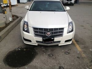 2010 Cadillac CTS  low km!!
