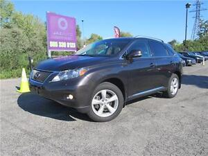"2010 Lexus RX 350 "" SERVICED AT LEXUS, SUNROOF"" KEY-LESS START"