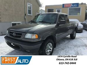 2007 Mazda B-Series Pickup Dual Sport - No Accidents!