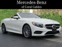 Miniature 1 Voiture American used Mercedes-Benz S-Class 2017