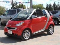 2009 Smart fortwo Passion Cabriolet Convertible