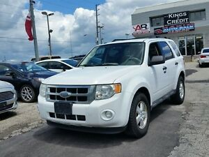 2009 Ford Escape XLT  4wd  Accident Free