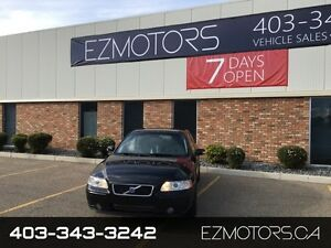 2009 Volvo S60 LOADED=LOW KMS=RARE=WARRANTY