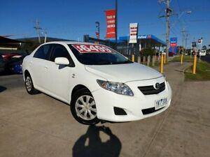 2008 Toyota Corolla ZRE152R Ascent 4 Speed Automatic Sedan Deer Park Brimbank Area Preview